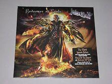 JUDAS PRIEST Redeemer of Souls 2LP gatefold New Sealed Vinyl 2 LP