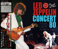 LED ZEPPELIN / TOUR OVER ZURICH 1980 3CD Japanese free shipping