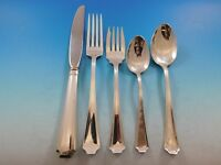 Fairfax by Gorham Sterling Silver Flatware Set for 8 Service 45 Pcs Place Size