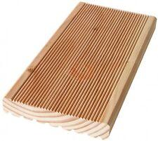 Douglasie Terrassendiele Belag MUSTER Oberfläche gerillt Holz Diele 25mm x 145mm