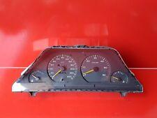 PEUGEOT 605 TD COMPTEUR KILOMETRIQUE VITESSE REF 9630248780 188306 KMS