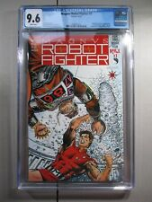 Magnus Robot Fighter #5 CGC 9.6 1st Rai 1991 Valiant - New Slab!!