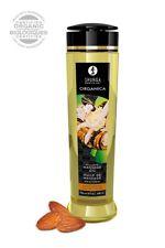 Huile de massage BIO Douceur d'amande - Shunga - 240 ml - PAS CHER