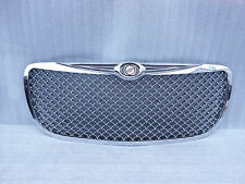 2006-2010 Chrysler 300 Front Mesh Chrome Grille
