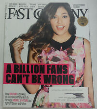 Fast Company Magazine A Billion Fans Can't Be Wrong September 2014 102914R1