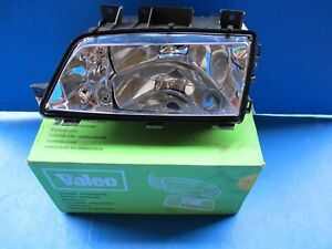 Headlight Left Valeo Without Glass For Peugeot 405 Single Dish 87- > 96