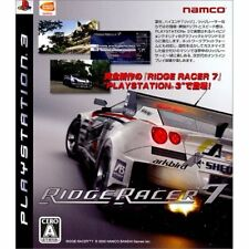 Used PS3 Ridge Racer 7 Japan Import