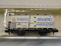 MINITRIX 13434 K Bierwagen BAVARIA BRAUEREI (34909)