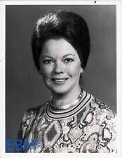 Shirley Temple circa 1965 VINTAGE 7x9 Photo