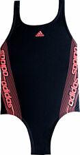 Noir Adidas maillot de bain filles I Lin 1 unité INFINITEX Taille 116