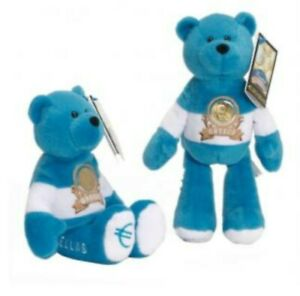 Greece Euro Coin bears by Limited Treasures.  These are our last ones.