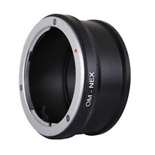 OM-NEX Olympus OM Lens to Sony E Mount VG10 NEX3/5/7 5N Adapter