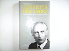 Frederic Lionel Jenseits der Angst Autobiographie eines intuitiven Lebens