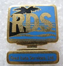 Pin's RDS Reed Data Service Ldt #C1