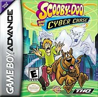 Scooby-Doo and the Cyber Chase - Game Boy Advance GBA Game
