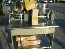 Steam Jacketed Kettles,Grown, 220V 1 Ph. Selling Each 900Items On E Bay