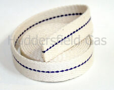 """2 Meters of Hattersley Aladdin 1"""" (25mm) Wick for Paraffin heaters 1 inch wick"""