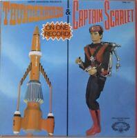 GERRY ANDERSON - Thunderbirds & Captain Scarlet ~ VINYL LP