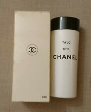 Fabulous Vintage C.1960's Chanel No.5 Talc in original box