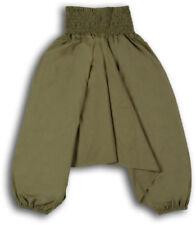 Pantalons verts pour fille de 7 à 8 ans
