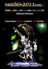 Diablo 3 RoS PS4/Xbox One - Hexendoktor 150 Portale 100% Unsterblich/Immortal