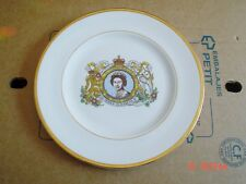 Pall Mall Ware Silver Jubilee Collectors Plate