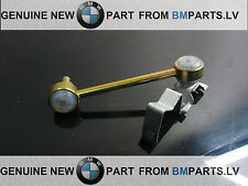 NEW GENUINE BMW E39 HEADLIGHT LEVEL SENSOR ARM ELECTRICAL LINK ROD 31121094607