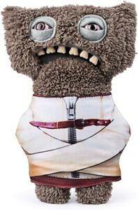 Spin Master FUGGLER Funny Ugly Monster Brown Straight Jacket Brand New