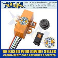 Amber Valley AVPP12VR 12V Battery Power Protector Cut Off Avoids Flat Batteries