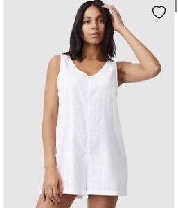 Cotton On Woven Jess Tie Back Romper - Size M - BNWT