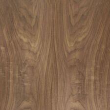 """Natural Walnut Veneer Sheet Real Wood 36"""" x 42"""" 10mil Over 10 SqFt"""
