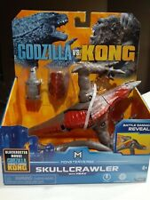 Godzilla Vs King Kong Skullcrawler Playmates action figure! ?HOT! RARE! wow!!