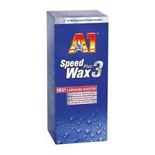 A1 Speed Wax PLUS 3 500ml von Dr. Wack Poliermittel Lackschutz