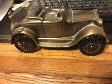 vintage metal car bank 1929 Ford Made By Banthrico 1974