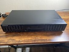 Kenwood KE-597 Stereo Graphic 7 Band Dual  Equalizer - Power Tested