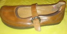 Kalso Earth Women's shoes  Almond Ivy Mary Jane Shoes size 9 B GREAT