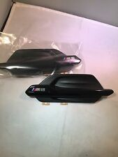 GENUINE BMW PERFORMANCE WING GRILLS M2 ONLY 51712407179 + 180