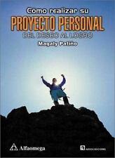 Como realizar su proyecto personal: Del deseo al logro-ExLibrary