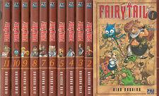 FAIRY TAIL tomes 1 à 36 Hiro Mashima Manga shonen SERIE en français