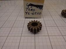 Toro Lawn Boy 46-6520 Pinion Gear 15T Many 16401 16212 16775 16785 One Gear