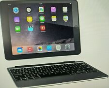 ZAGG Slim Combo Keyboard Case Ultrathin Case for APPLE iPAD AIR 2