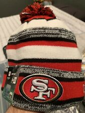 San Francisco 49ers 2014 NFL New Era Knit Hat