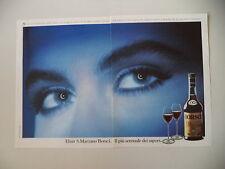 advertising Pubblicità 1989 AMARO BORCHI S. MARZANO