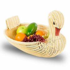 Eco-friendly Woven Basket Storage Basket Imitation Rattan Woven Basket Anim