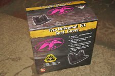 NEW HATCHIE BOTTOM DUCK COMMANDER DYNASTY UNIVERSAL PINK TRUCK BENCH SEAT COVER!