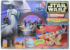 Star Wars Playset DEATH STAR NEW Sealed Galoob MicroMachines MISB Double Takes