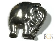 Vintage Ladies Sterling Silver Elephant Pin/Brooch - Mexico - Taxco
