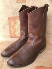 Red Wing PECOS Cowboy Engineering Motorcycle Boots, Work Style 1155 Size 10.5 C