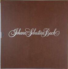 BACH 6 Brandenburg, Sonatas, Partitas SMITHSONIAN 9-LP Box Set NM!