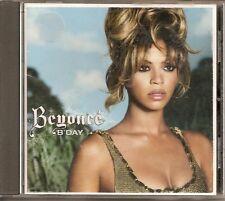 B'Day By Beyonce [CD,  10 Tracks]